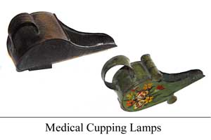Photo of Medical Cupping Lamps